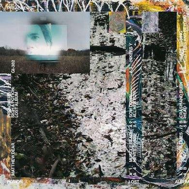 Matthew Dear PREACHER'S SIGH & POTION: LOST ALBUM Vinyl Record