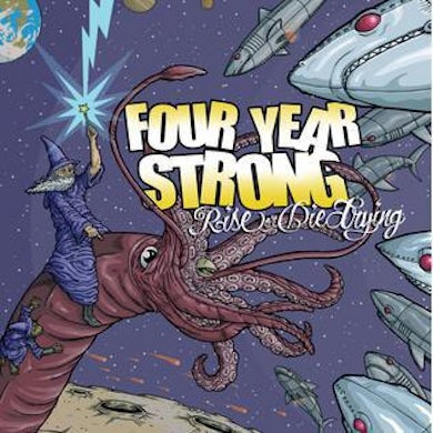 Four Year Strong RISE OR DIE Vinyl Record
