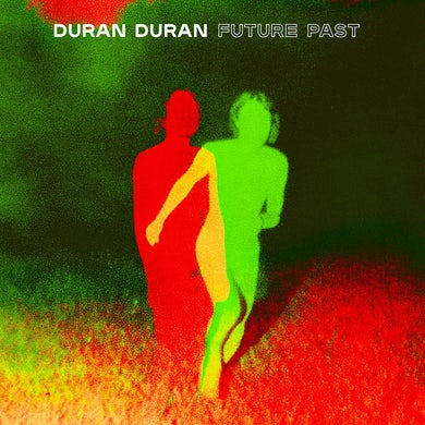 Duran Duran FUTURE PAST (White) Vinyl Record