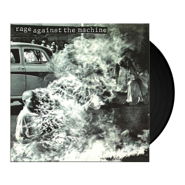 Rage Against The Machine XX (20TH ANNIVERSARY) Vinyl Record