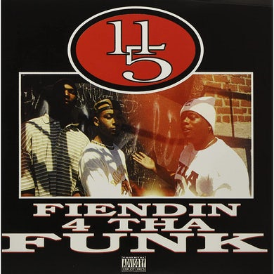 11 / 5 FIENDIN 4 THA FUNK (TRANSLUCENT RED VINYL) Vinyl Record