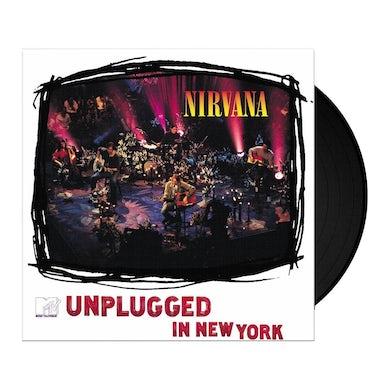 Nirvana - MTV Unplugged In NY Vinyl Record