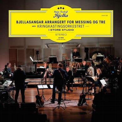 BJELLASANGAR ARRANGERT FOR MESSING OG TRE CD