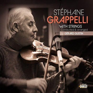 Stephane Grappelli GRAPPELLI WITH STRINGS CD