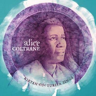 Alice Coltrane KIRTANA TRIYA SINGS CD