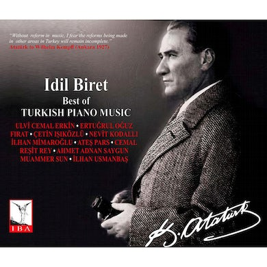 Various Artists     BEST OF TURKISH PIANO MUSIC / VARIOUS CD