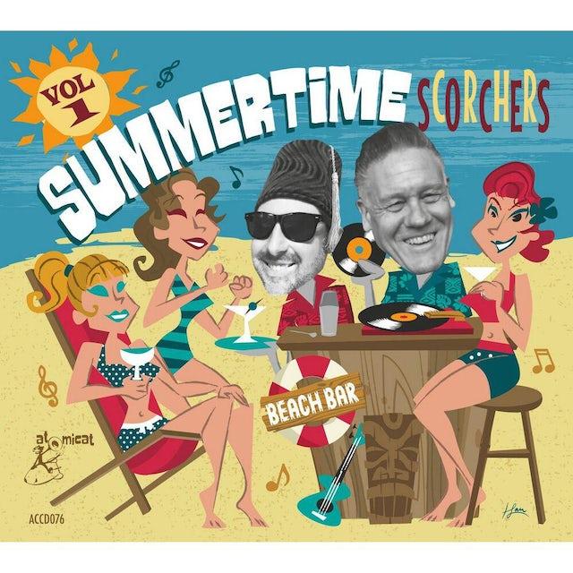 Summertime Scorchers 1 (Various Artists)