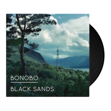 Bonobo BLACK SANDS Vinyl Record