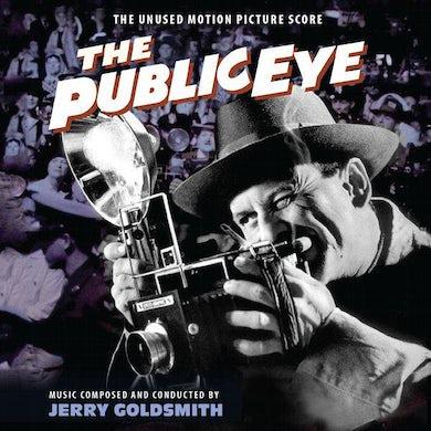 Jerry Goldsmith PUBLIC EYE (UNUSED SCORE) / Original Soundtrack CD