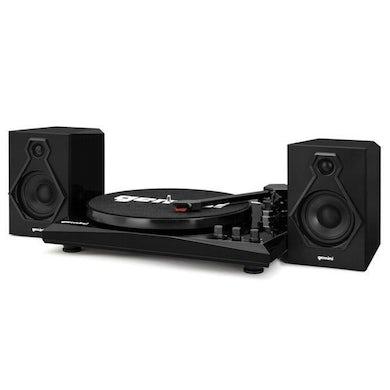Turntables GEMINI TT-900BB TT MUSIC SYSTEM BT W/SPEAKERS BLK