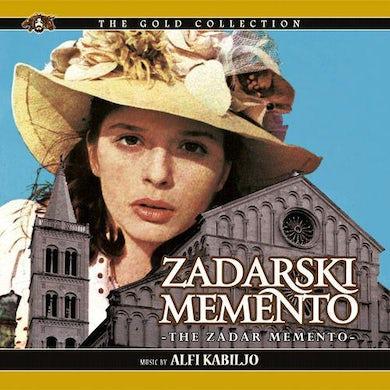 Alfi Kabiljo ZADARKSI MEMENTO (THE ZADAR MEMENTO) / Original Soundtrack CD