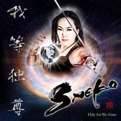 Saeko HOLY ARE WE ALONE CD