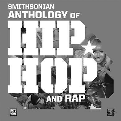 VARIOUS ARTISTS COMPILATION / VARIOUS SMITHSONIAN ANTHOLOGY OF HIP-HOP & RAP / VARIOUS CD