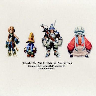 FINAL FANTASY IX / O.S.T. FINAL FANTASY IX / Original Soundtrack CD