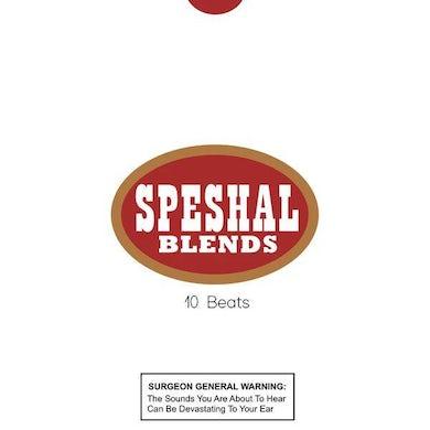 SPESHAL BLENDS 1 Vinyl Record