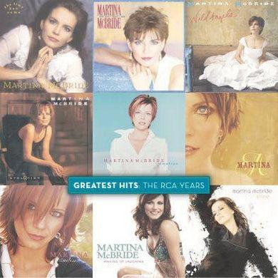 Martina Mcbride GREATEST HITS: THE RCA YEARS Vinyl Record