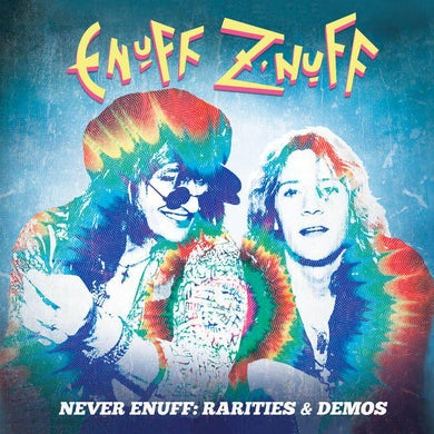 Enuff Z'nuff RARITIES & DEMOS CD
