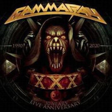Gamma Ray 30 YEARS - LIVE ANNIVERSARY Vinyl Record