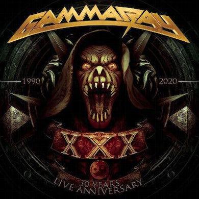 Gamma Ray 30 YEARS - LIVE ANNIVERSARY CD