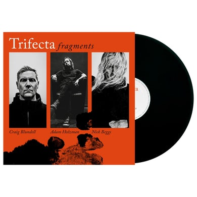 Trifecta FRAGMENTS Vinyl Record