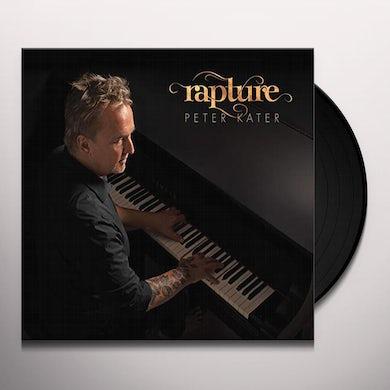 Peter Kater RAPTURE Vinyl Record