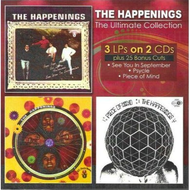 Happenings ULTIMATE COLLECTION / ALL THEIR HITS CD