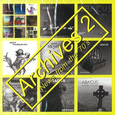 Abacus ARCHIVES 2: NEWS FROM THE 70S CD