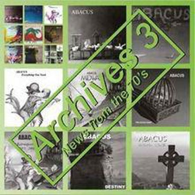 Abacus ARCHIVES 3 CD