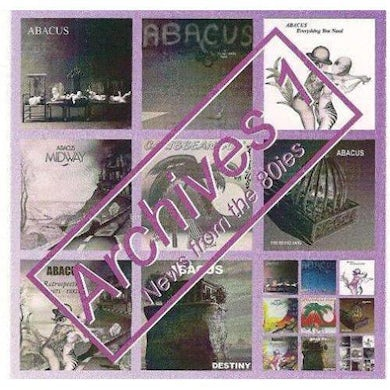 Abacus ARCHIVES: NEWS FROM THE 80S CD