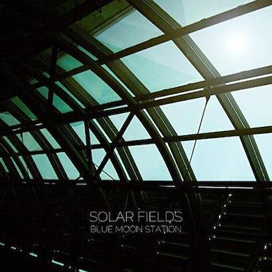 Solar Fields BLUE MOON STATION Vinyl Record