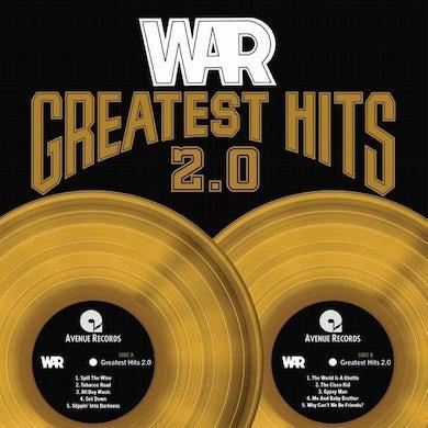 War GREATEST HITS 2.0 CD