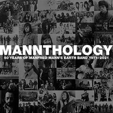 Manfred Mann's Earth Band MANNTHOLOGY (3CD) CD