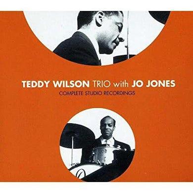 Teddy Wilson COMPLETE STUDIO RECORDINGS WITH JO JONES CD
