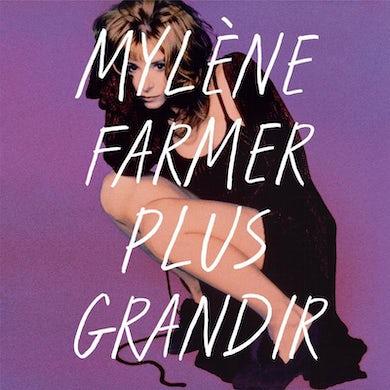 Mylène Farmer PLUS GRANDIR BEST OF 1987-1996 CD