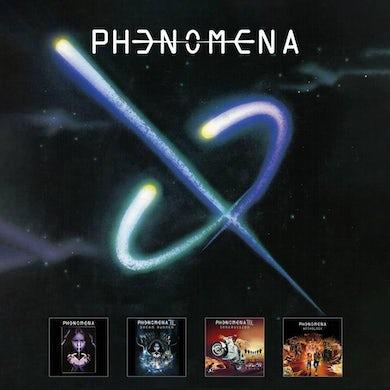 PHENOMENA / DREAM RUNNER / INNERVISION / ANTHOLOGY CD