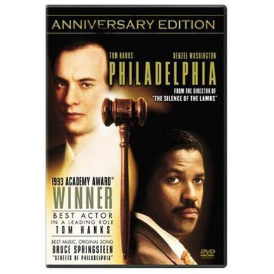PHILADELPHIA Blu-ray