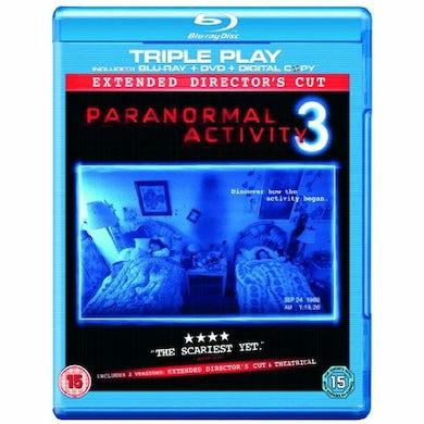 PARANORMAL ACTIVITY: TRIPLE PLAY Blu-ray