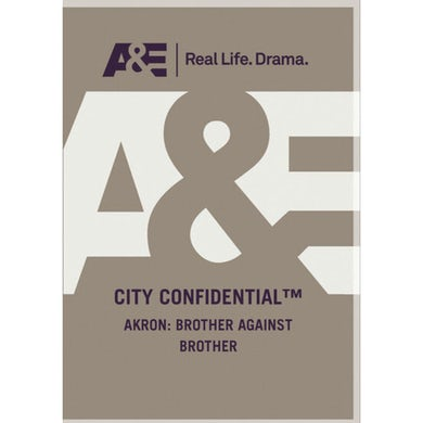 AKRON: BROTHER AGAINST BROTHER DVD