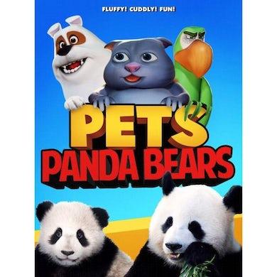 PETS: PANDA BEARS DVD