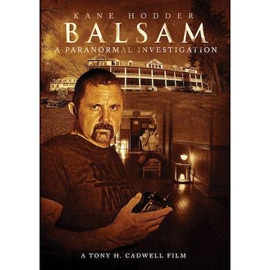 BALSAM: A PARANORMAL INVESTIGATION DVD
