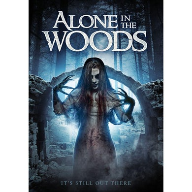 ALONE IN THE WOODS DVD