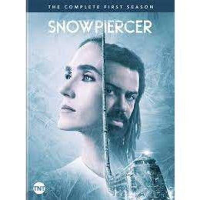 SNOWPIERCER: COMPLETE SECOND SEASON Blu-ray