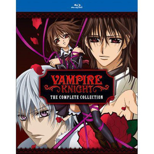 VAMPIRE KNIGHT COMPLETE COLLECTION