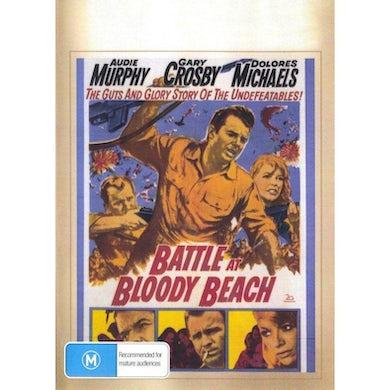 BATTLE OF BLOODY BEACH DVD