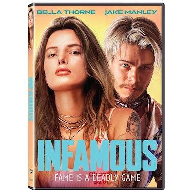 INFAMOUS (2020) DVD