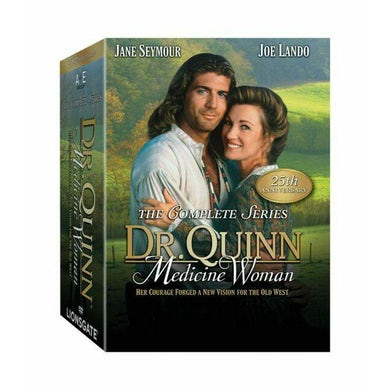 DR QUINN MEDICINE WOMAN: THE COMPLETE COLLECTION DVD