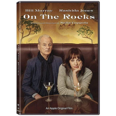 ON THE ROCKS DVD