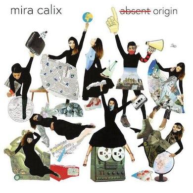 Mira Calix ABSENT ORIGIN CD