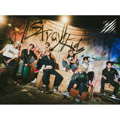 Stray Kids SCARS / THUNDEROUS (SORIKUN) (VERSION B) CD