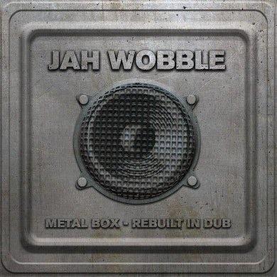 METAL BOX - REBUILT IN DUB (BLUE VINYL) Vinyl Record